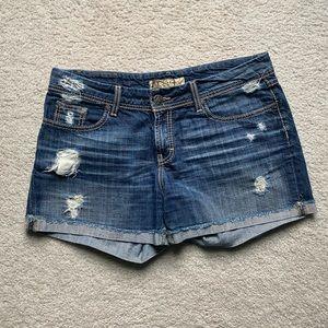 BKE Culture Jean Shorts